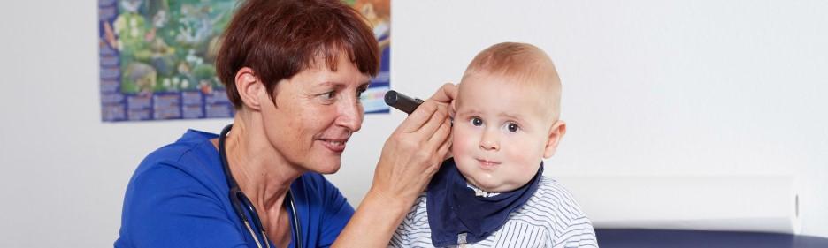 Praxis für Kinder- und Jugendmedizin - Ärztin