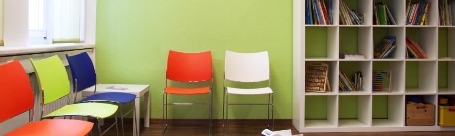 Praxis für Kinder- und Jugendmedizin - Praxis Wartezimmer